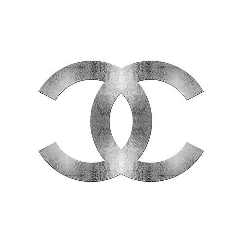 Chanel Icon Silver