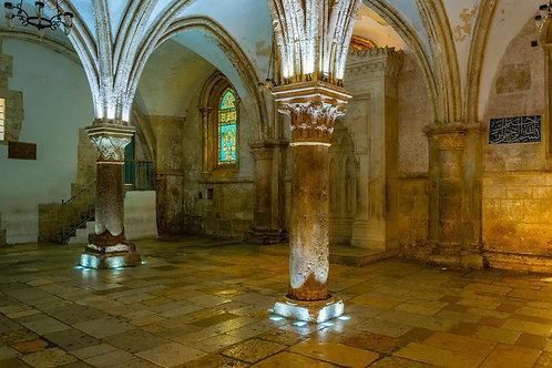 Room of the Lost Super, Jeruzalem