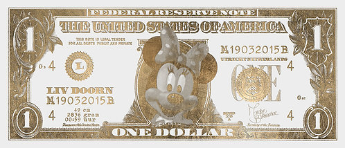 Personalised Mouse Dollar
