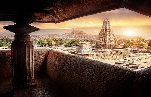Indiase 'Virupaksha' Tempel