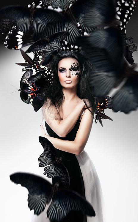 Fantasy Black & White
