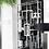 Thumbnail: Eichholtz Cabinet - 'Lagonda' - Stainless Steel - Smoke Glass