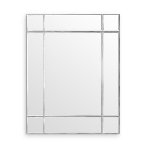 Eichholtz Mirror 'Beaumont' - XL - Nikkel
