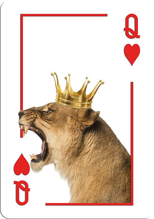 King & Queen Lion