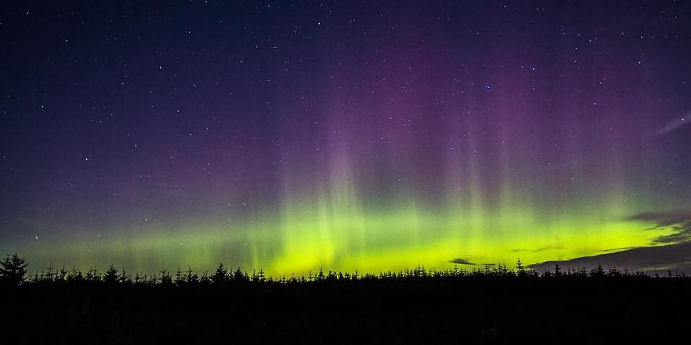 The Milky Way & Aurora Hunting