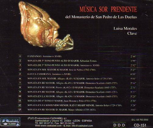 """""""Musica Sorprendente del Monasterio de ..."""""""