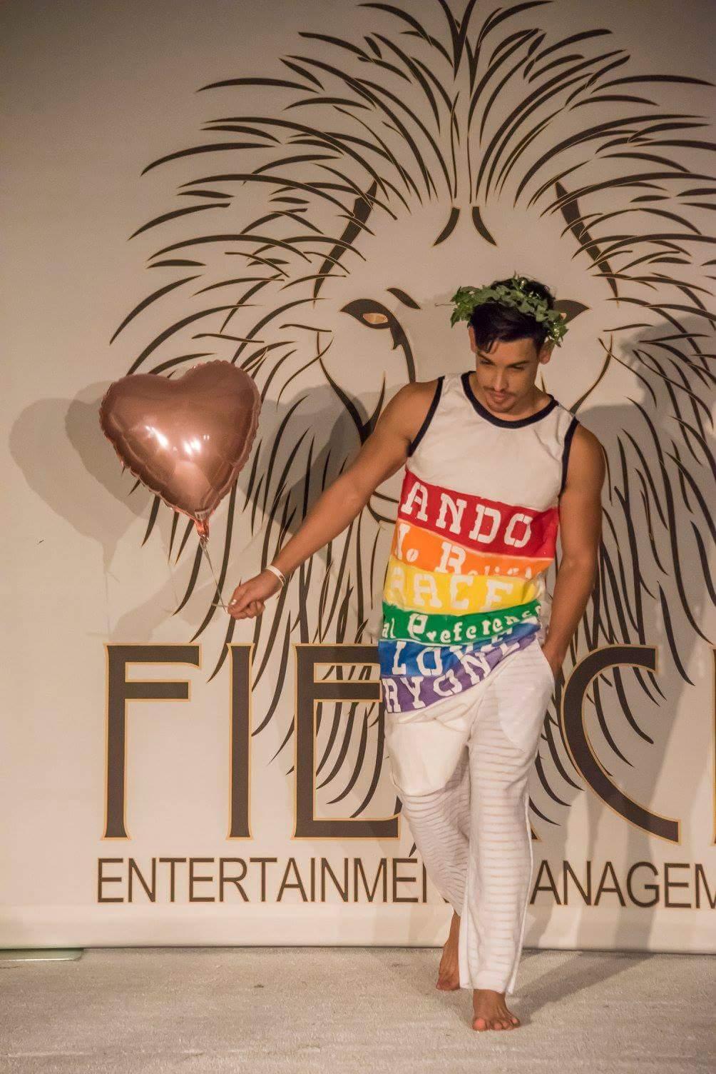 Pulse Fashion show OIFW 2016 2