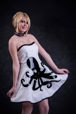 octopus dress