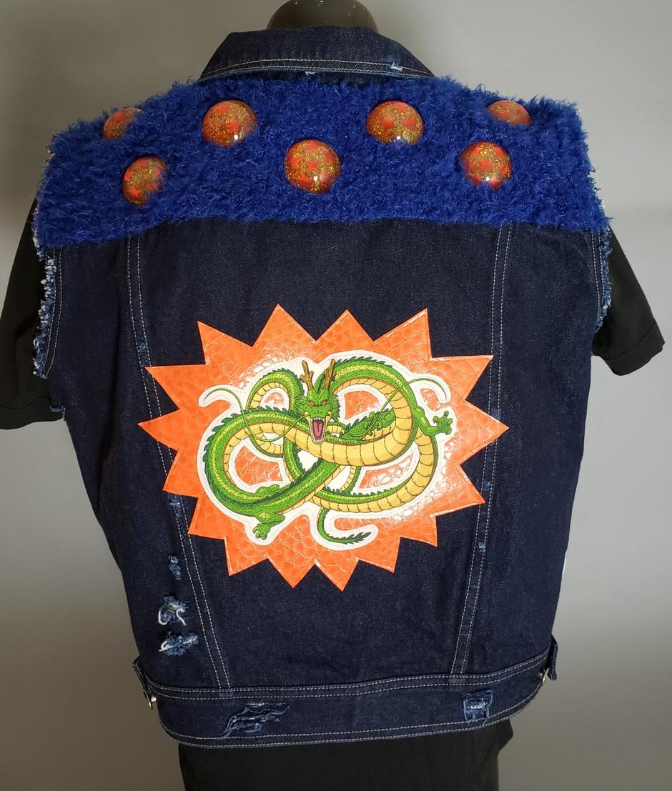 Fandom Punk Vest now available