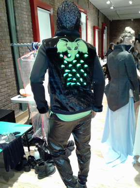 Alienphant Mens Coat
