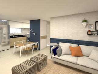 Apartamento de Praia T   O