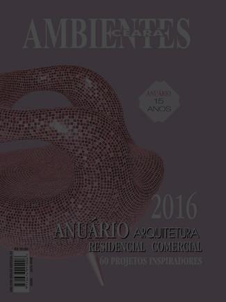 ANUÁRIO AMBIENTES 2016