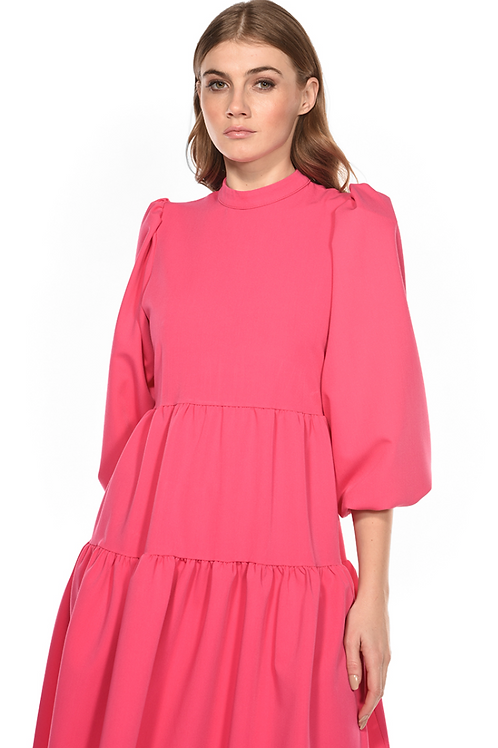 Maxi babydoll dress