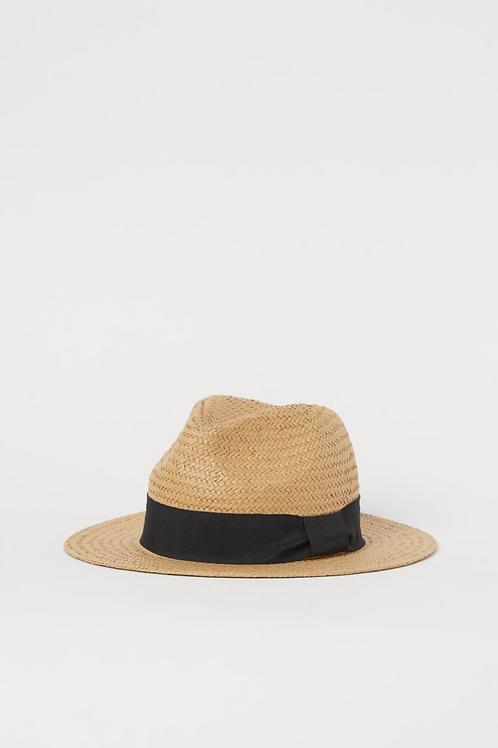Braided staw hat