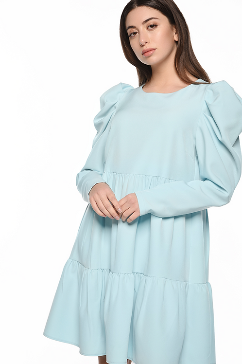 Short babydoll dress