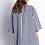 Thumbnail: Oversized Gingham print shirt dress
