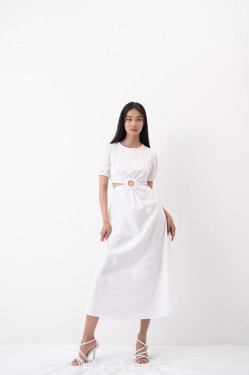 Midi ring dress