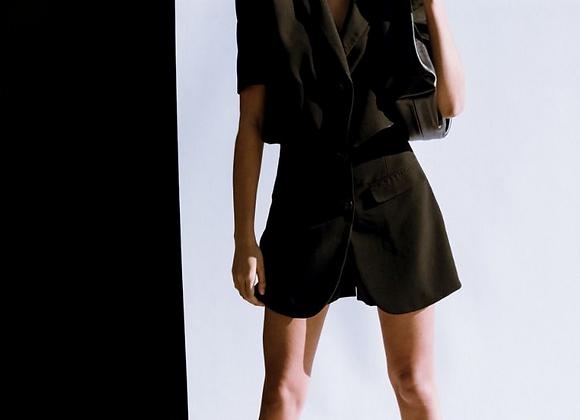 Overskirt short