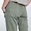 Thumbnail: Straight cut cargo denim trouser