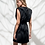Thumbnail: Padded shoulder dress
