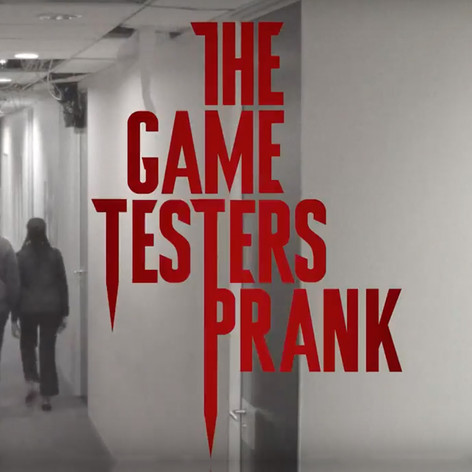 Sony Playstation - Evil Within Prank