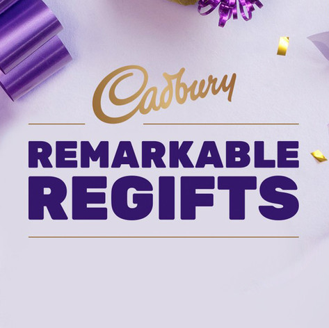 Cadbury - 80th Birthday Website