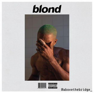 Blonde - Frank Ocean - requested by @lance_redeker