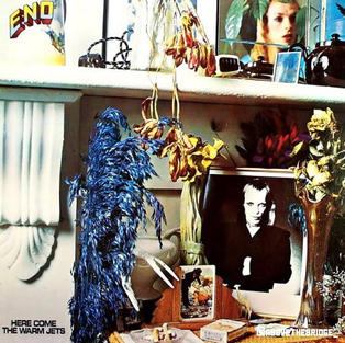 Here Comes The Warm Jets  - Brian Eno - requested by @lance_redeker