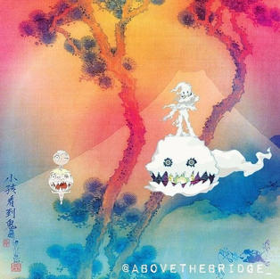 KIDS SEE GHOSTS - KIDS SEE GHOSTS - requested by @lance_redeker
