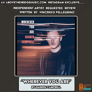 Wherever You Are - Darren Campbell