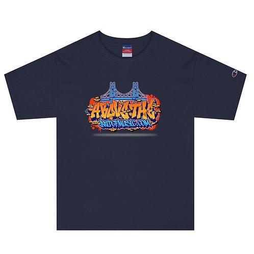 AboveTheBridge Graffiti Shirt