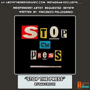 Stop The Press - Dan Crook