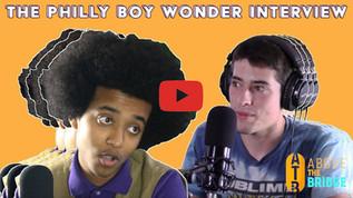 The Philly Boy Wonder Interview