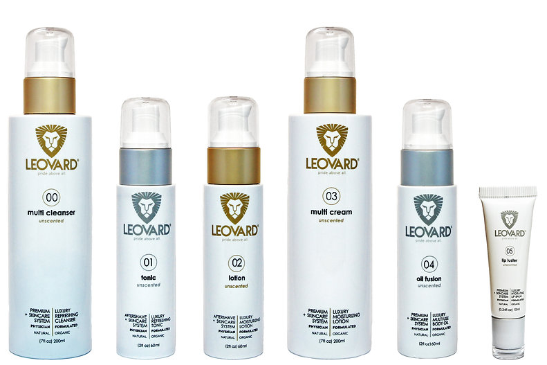Leovard Skincare Collection