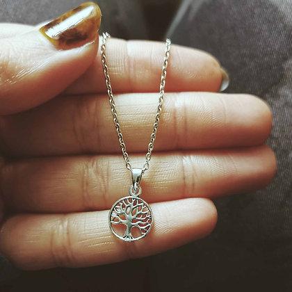 Mini Tree Of Life Necklace