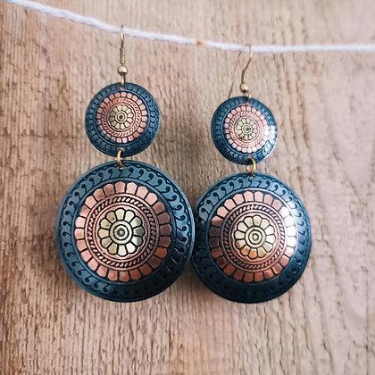 Boho Costume Earrings