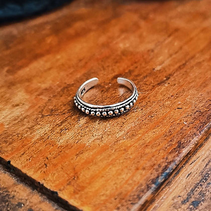 Boho Toe/Midi Ring