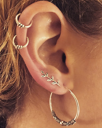 Leaf Ear Climbers (Hoops Not Included)