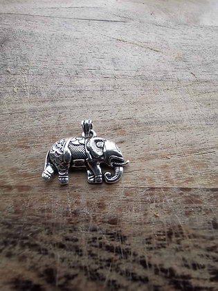Indian Elephant Pendant