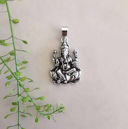 Medium sized Ganesh Pendant