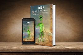 The book ONE Available on Amazon
