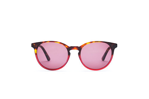 ROSS & BROWN — PARIS IV - CANDY PINK TORTOISE
