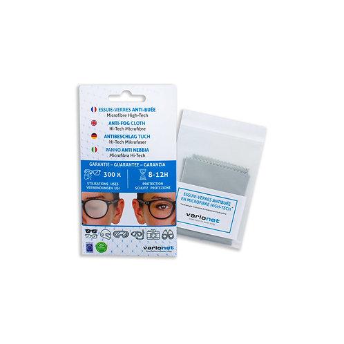 lingettes anti buée masque COVID lunettes lyon opticien