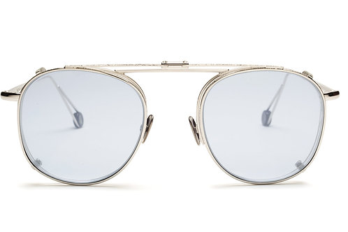 AHLEM EYEWEAR - Clip Ons Voltaire - White Gold