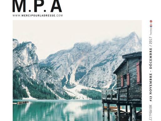 Lyon Panache, round trip lyonnais du magazine M.P.A