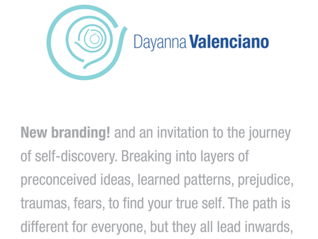 New Branding! An Invitation of Self-Discovery