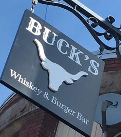 Buck's sign