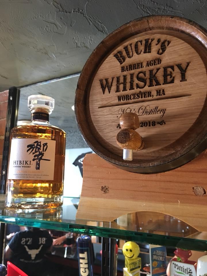Whiskey Barrel from Francesca