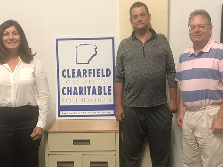 Clearfield County Charitable Foundation and Bob Perks Fund Partner To Aid Local Cancer Patient