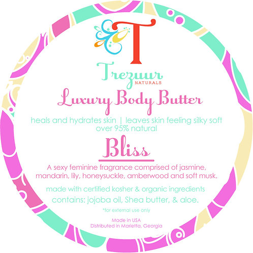 Scented Body Butter Bliss